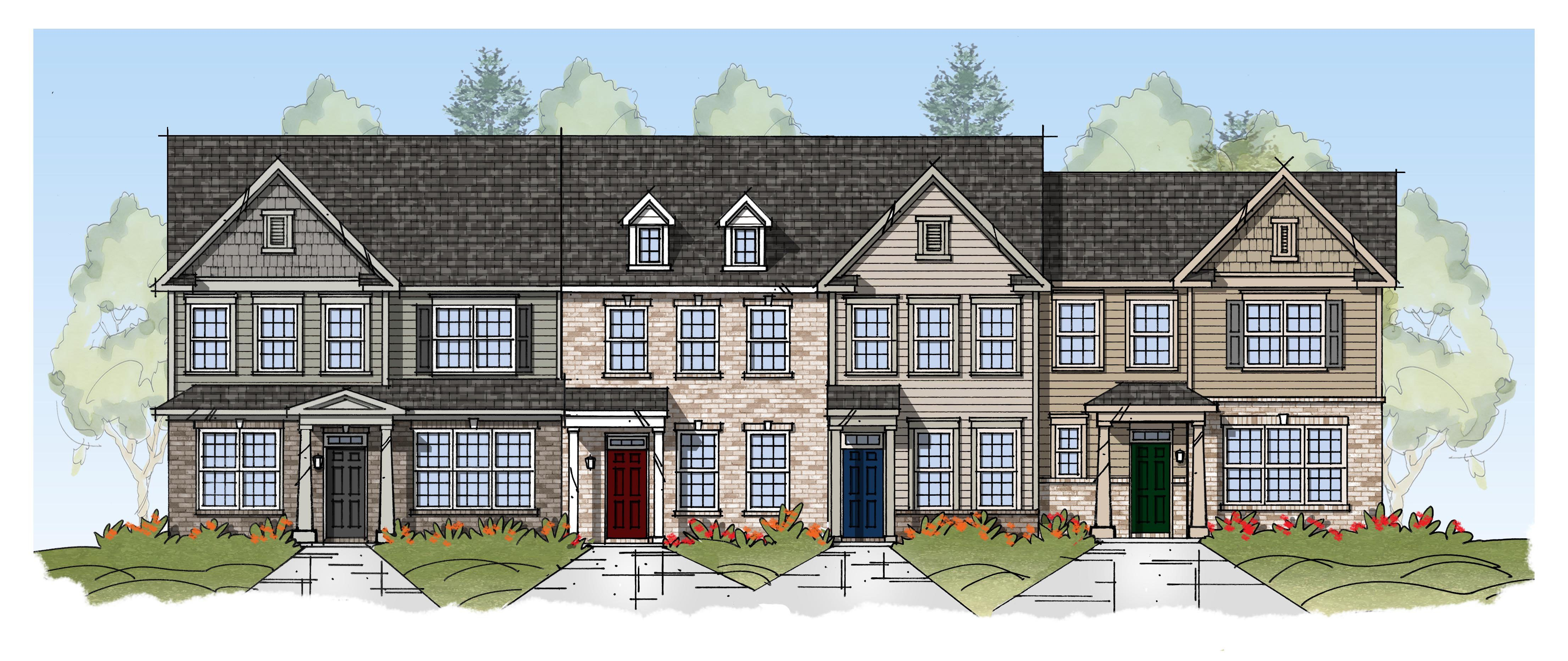New Home in Kernersville at Welden Village